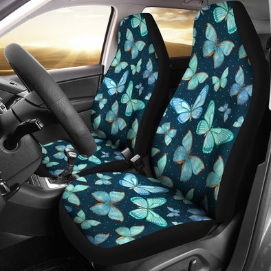 Spiritual Butterfly Car Seat Covers | woodation.myshopify.com