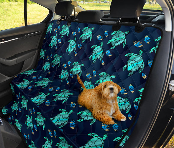 Turtle Love Pet Seat Cover