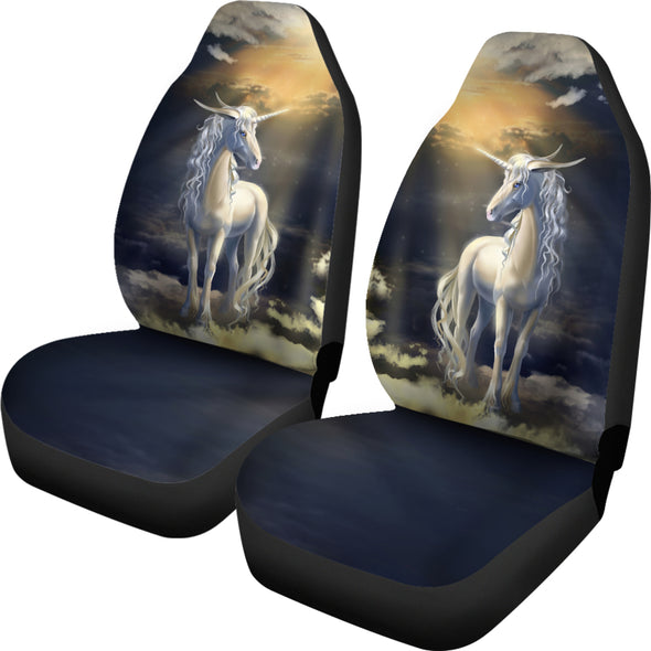 Mystical Unicorn Car Seat Covers | woodation.myshopify.com