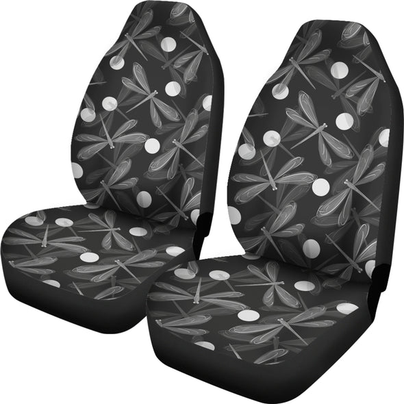 Spiritual Dragonfly Car Seat Covers | woodation.myshopify.com