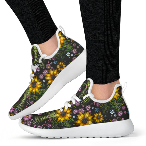 Classic Sunflower Sneakers