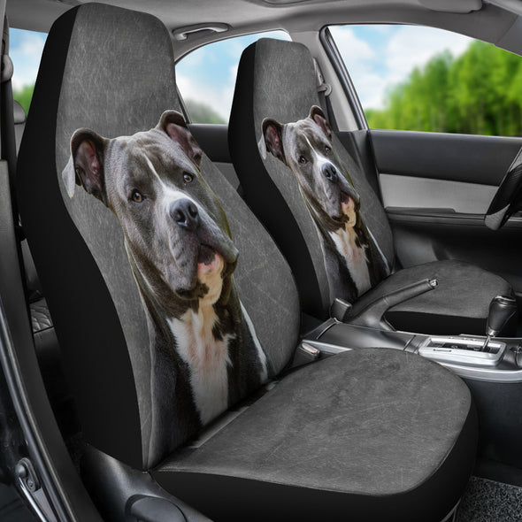Pitbull Car Seat Covers | woodation.myshopify.com