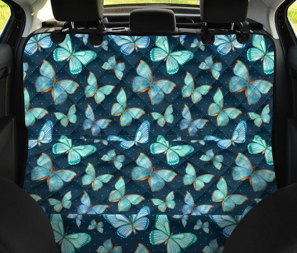 Spiritual Butterfly Pet Seat Cover