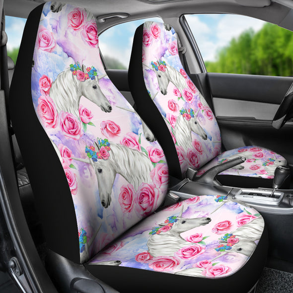 Unicorn Love Car Seat Covers | woodation.myshopify.com