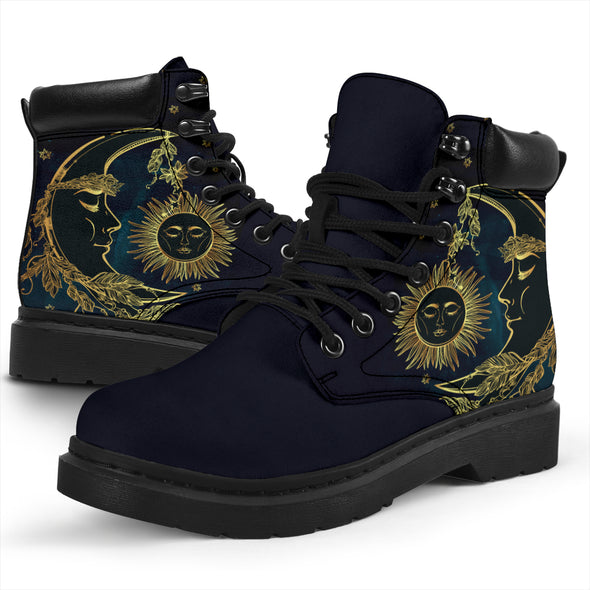 Sun & Moon All-Season Boots