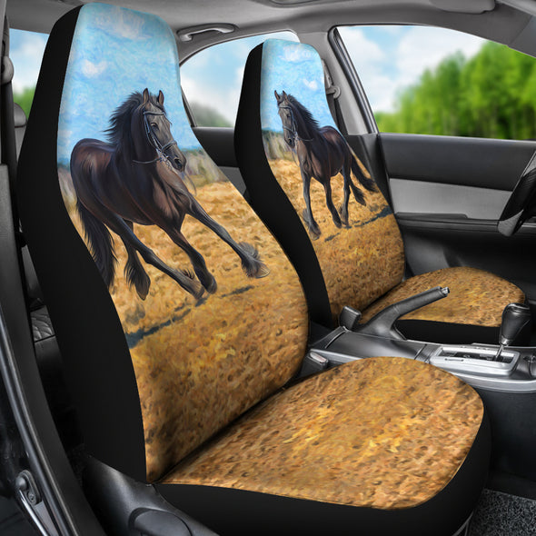 Freedom Horse Car Seat Covers | woodation.myshopify.com