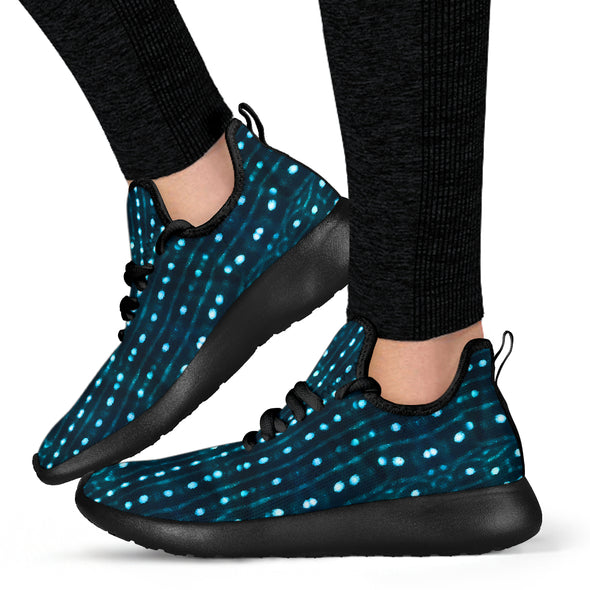 Whale Shark Performance Sneakers