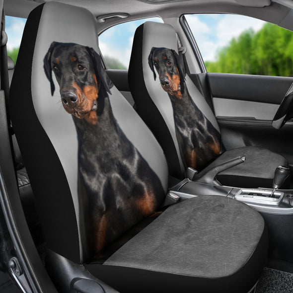 Doberman Car Seat Covers | woodation.myshopify.com