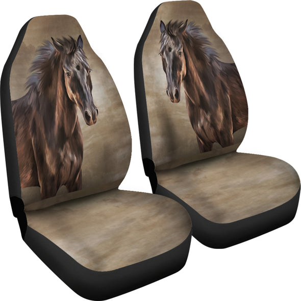 Horse Life Car Seat Covers | woodation.myshopify.com
