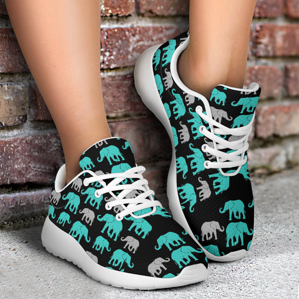 Tiffany Blue Performance Sneakers