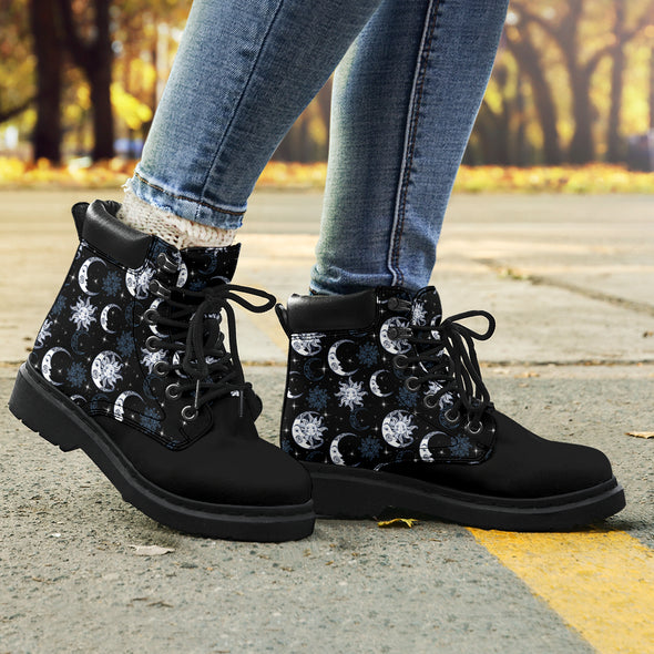 Free Spirit Sun & Moon All-Season Boots