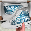 Elephant Mandala High-Top Shoes