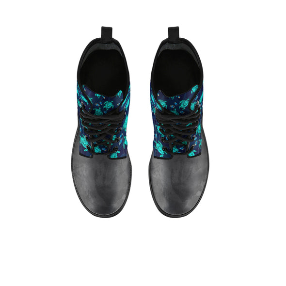 Bohemian Turtle Boots | woodation.myshopify.com