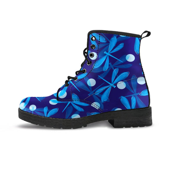 Spiritual Dragonfly Boots | woodation.myshopify.com