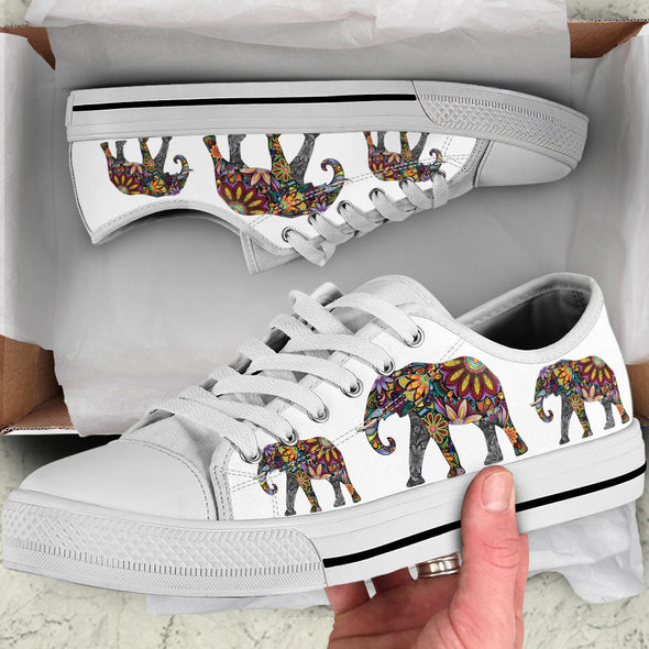 Lucky Elephant Shoes | woodation.myshopify.com