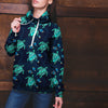 Turtle Love Hoodies | woodation.myshopify.com