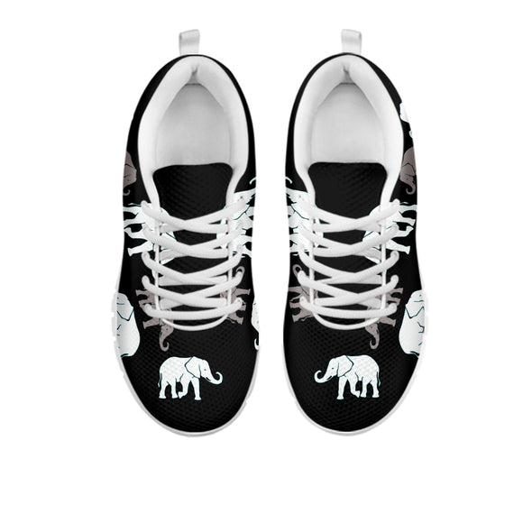 Elephant Sneakers | woodation.myshopify.com