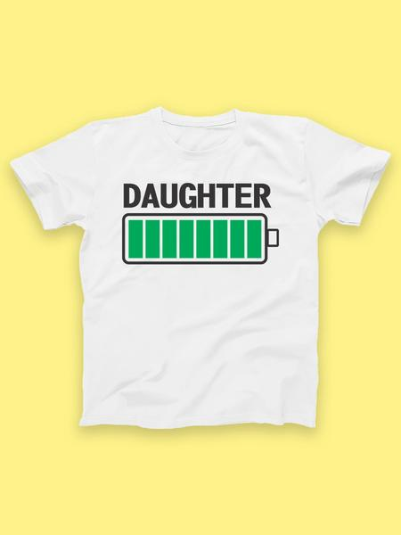 Daughter Charged Up T-Shirt
