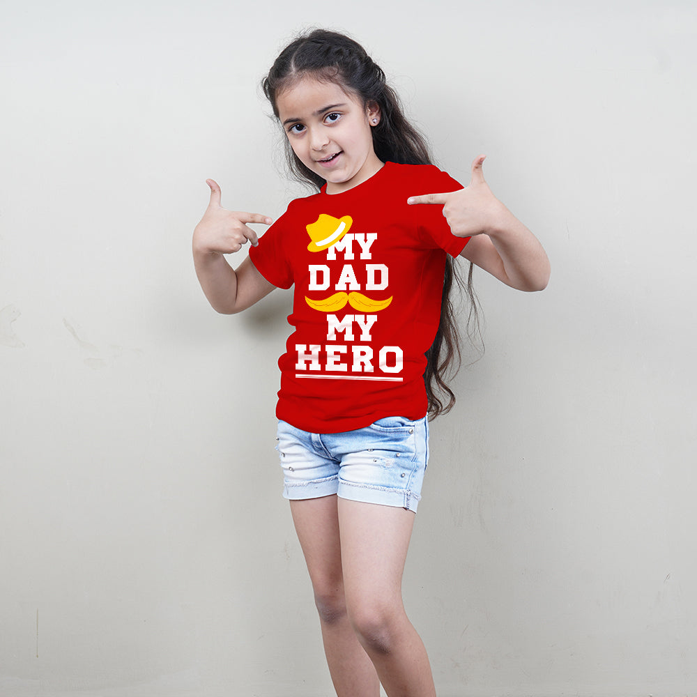 My Daughter My Princess Dad and Daughter T-Shirts