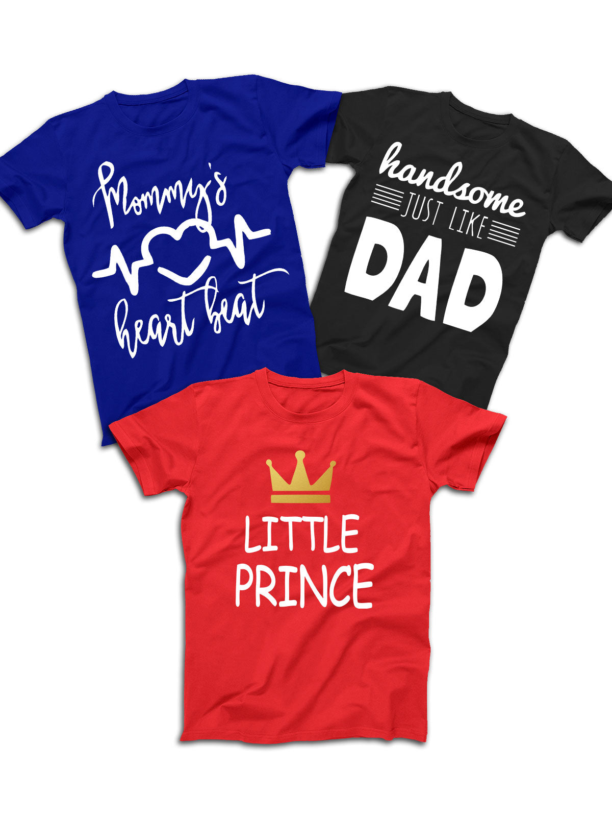 Kid T-Shirts Combo Pack of 3