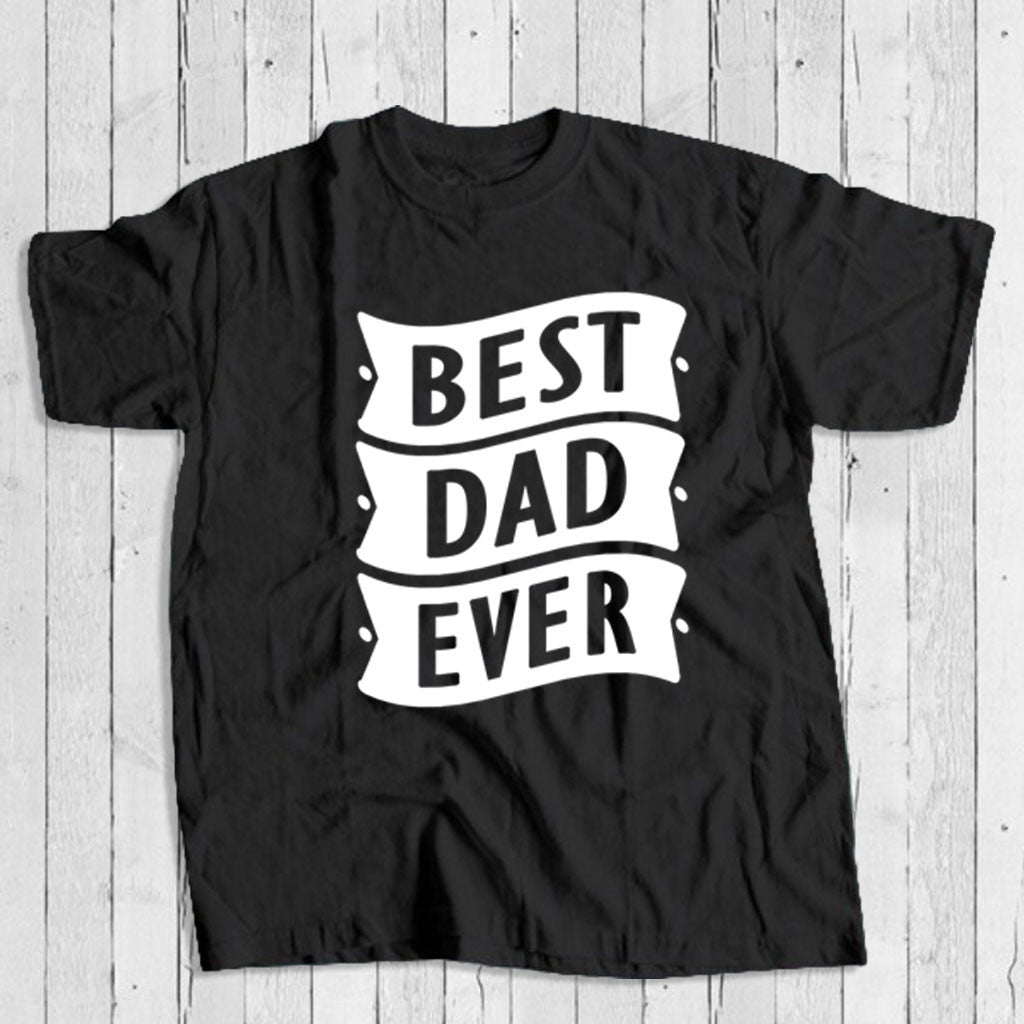 Stubborne Best Dad Ever Father's Day T-Shirt