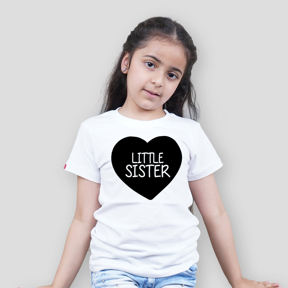 Big Sister Little Brother TShirts Combos