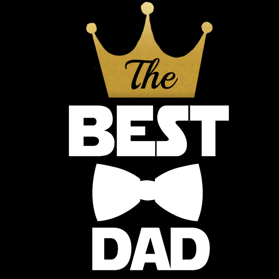 Stubborne The Best Dad Father's Day T-Shirt