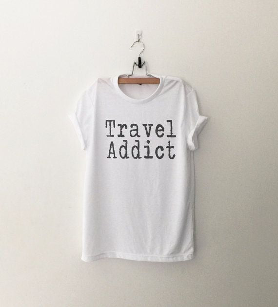 Travel -Custom T-Shirt