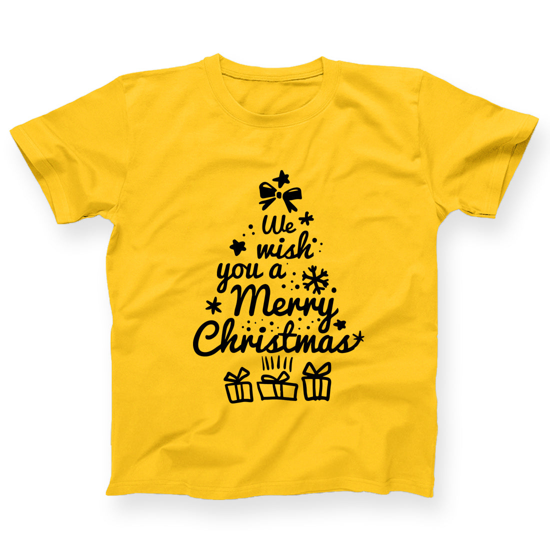We Wish You A Merry Christmas TShirt