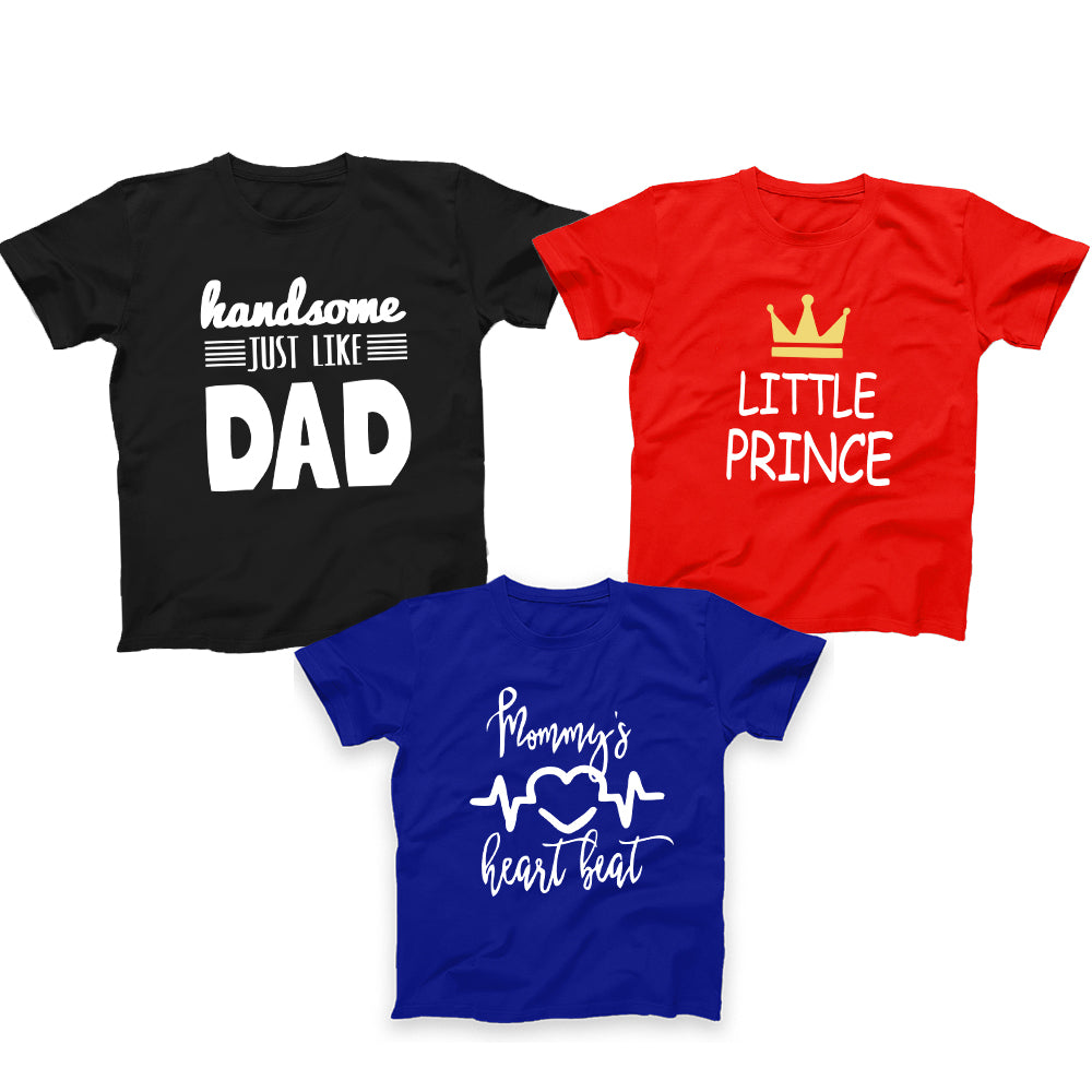 Kids T-Shirt Combo Pack of 3