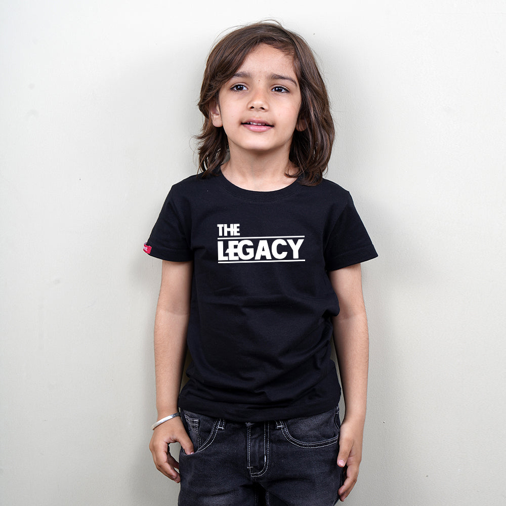 Legend Legacy Dad Son TShirts Combo