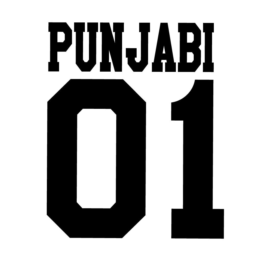 Stubborne Punjabi 01 Men T-Shirt