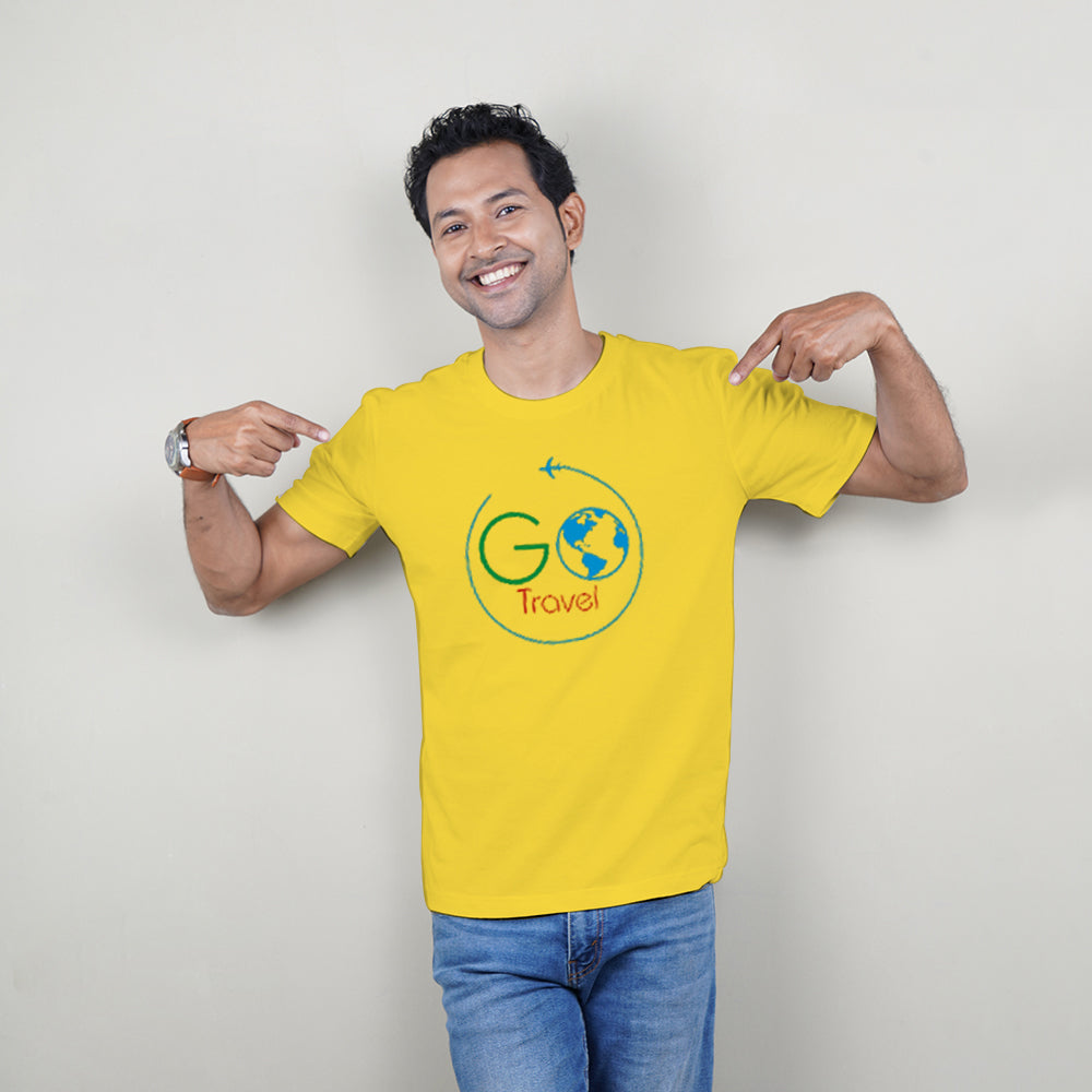 Go Travel- Travel T-Shirts for 3