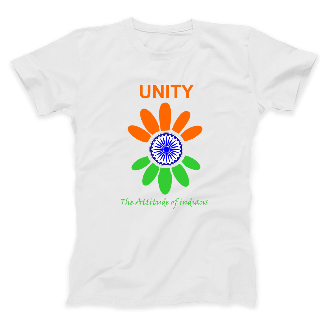 Unity-Attitude Independence Day T-Shirt