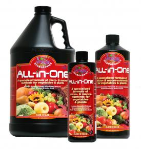 Microbe Life All-in-One, 1 gal