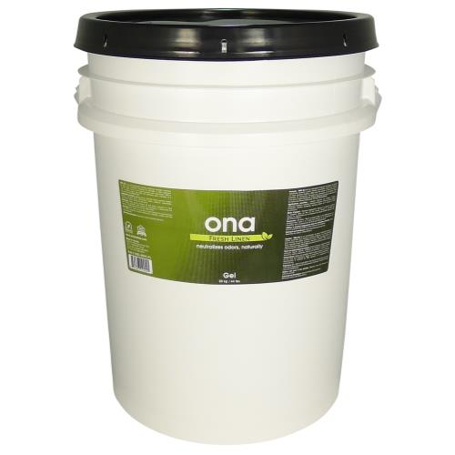 Ona Gel Fresh Linen 5 Gallon