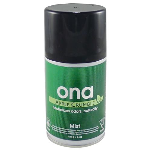 Ona Apple Crumble Mist Can 6 oz (12/Cs)