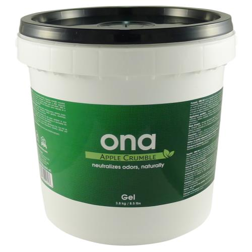 Ona Apple Crumble 4 Liter Gel Pail (4/Cs)