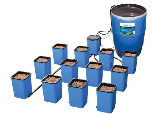 Flo-n-Gro Ebb & Flow System - 12 Site (2/Boxes)