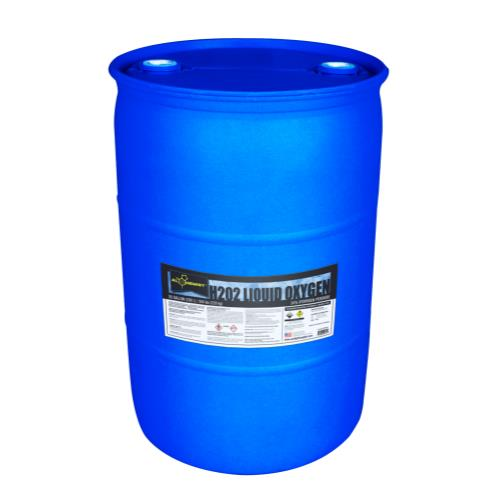Alchemist H2O2 Liquid Oxygen 34% 55 gallon (OR Label)
