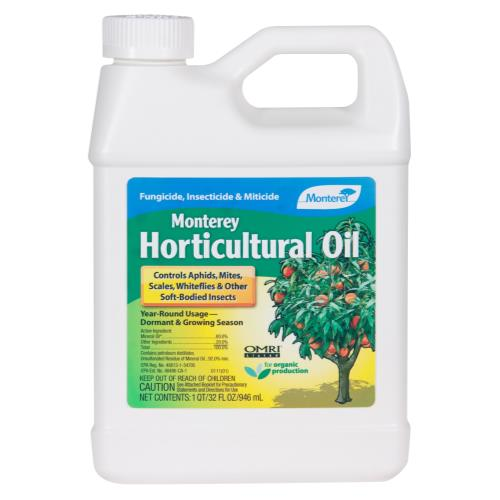 Monterey Horticultural Oil Quart (6/Cs)