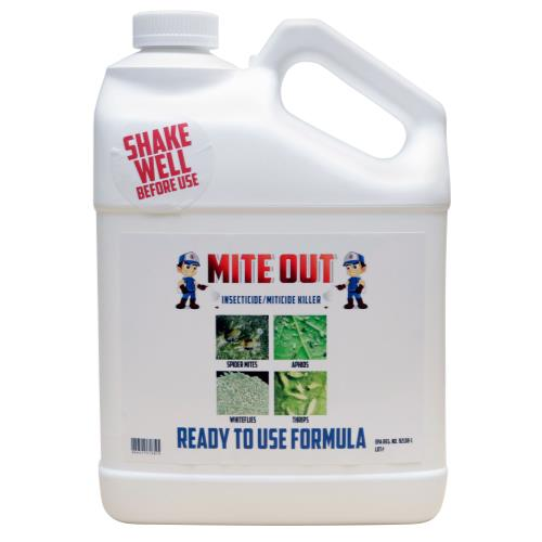 Mite Out Gallon (4/Cs)