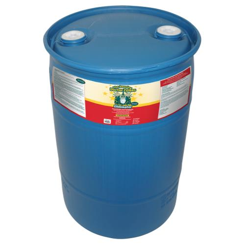 The Amazing Doctor Zymes Eliminator 30 Gallon Drum