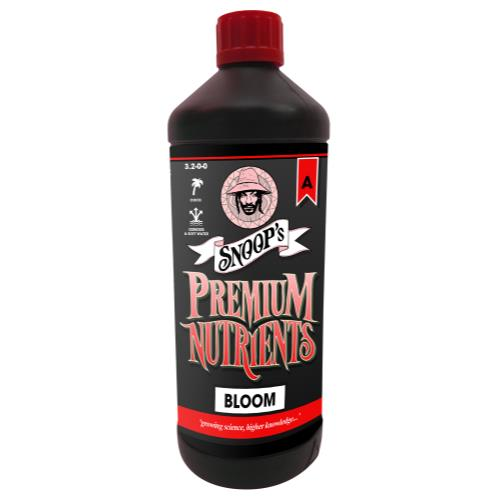 Snoop's Premium Nutrients Bloom A Coco 1 Liter (12/Cs)
