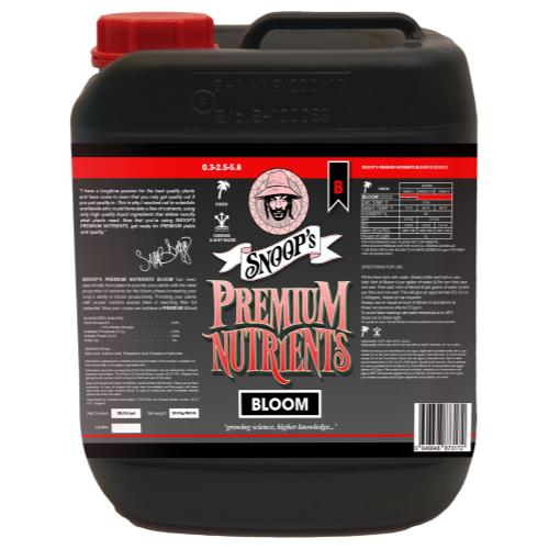 Snoop's Premium Nutrients Bloom B Coco 20 Liter (1/Cs)
