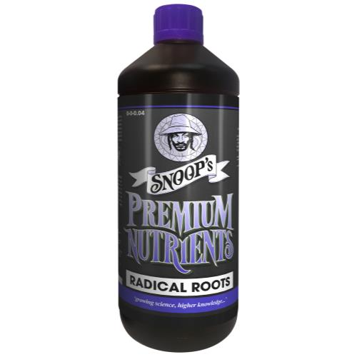 Snoop's Premium Nutrients Radical Roots 1 Liter (12/Cs)
