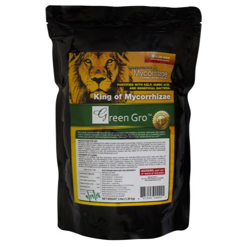 GreenGro Ultrafine Myco Blend 3 lb (6/Cs)