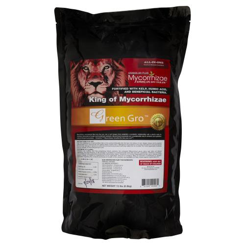 GreenGro Granular Plus Myco Blend 15 lb (4/Cs)