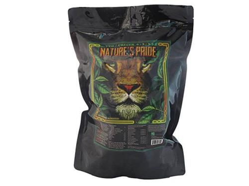 GreenGro Nature's Pride Veg Fertilizer 5 lb (10/Cs)