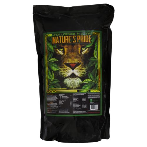 GreenGro Nature's Pride Veg Fertilizer 10 lb (4/Cs)